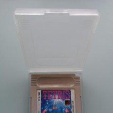 Videojuegos y Consolas: JUEGO PARA NINTENDO GAMEBOY TETRIS ORIGINAL 1990 INCLUYE FUNDA TRANSPARENTE PARA PRESERVAR CARTUCHO. Lote 233646300