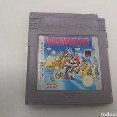 Videogiochi e Consoli: SUPER MARIO LAND GAMEBOY NINTENDO GAME BOY EUR. Lote 235323520