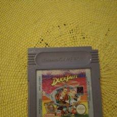Videojuegos y Consolas: DUCKTALES GAME BOY NINTENDO. Lote 235551920