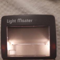 Videojuegos y Consolas: LUPA CON LUZ LIGHT MASTER (GAMEBOY). Lote 235567105