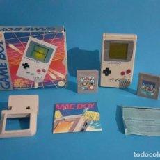 Videojuegos y Consolas: CONSOLA GAME BOY EN CAJA, JUEGOS Y ACCESORIOS.. Lote 235849435