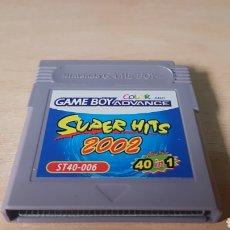 Videojuegos y Consolas: SUPER HITS.GAMEBOY.SPIDERMAN Y OTROS.. Lote 238055030