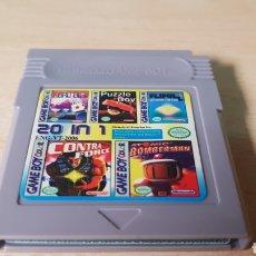 Videojuegos y Consolas: 20 EN 1.CONTRA- BOMB JACK Y OTROS.. Lote 238055665