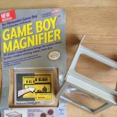 Videojuegos y Consolas: GAME BOY MAGNIFIER NUBY LUPA. Lote 238810355