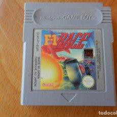 Videojuegos y Consolas: NINTENDO GAME BOY - JUEGO F-1 RACE - SOLO CARTUCHO.. Lote 240205710
