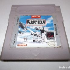 Videojuegos y Consolas: GAMEBOY STAR WARS THE EMPIRE STRIKES BACK CAPCOM GAME BOY GBA. Lote 241098080