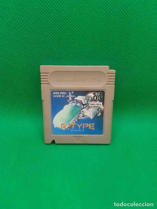 R-TYPE GAMEBOY NTSC-J (Juguetes - Videojuegos y Consolas - Nintendo - GameBoy)