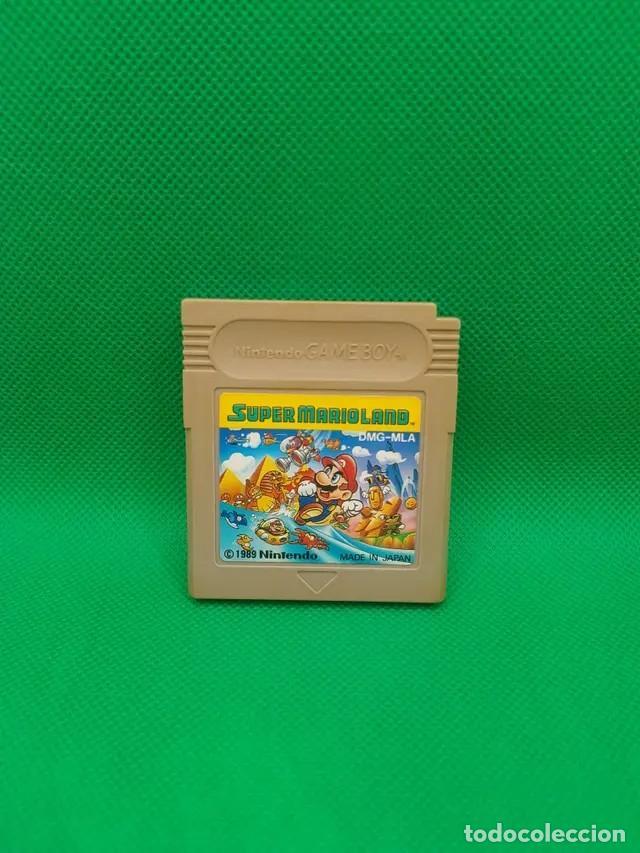 SUPER MARIO LAND GAMEBOY NTSC-J (Juguetes - Videojuegos y Consolas - Nintendo - GameBoy)