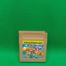 Videojuegos y Consolas: SUPER MARIO LAND GAMEBOY NTSC-J. Lote 241349765