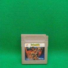 Videojuegos y Consolas: CASTLEVANIA THE ADVENTURE GAMEBOY NTSC-J. Lote 241350430