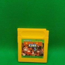 Videojuegos y Consolas: SUPER DONKEY KONG GB GAMEBOY JAPONES. Lote 241351360