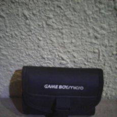 Videojuegos y Consolas: FUNDA PARA LA GAME BOY MICRO. Lote 241748925