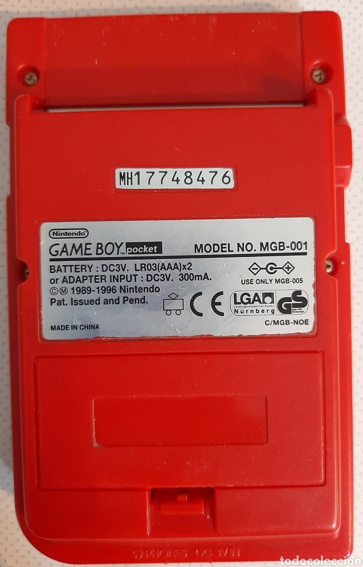Videojuegos y Consolas: NINTENDO GAMEBOY POCKET - Foto 2 - 242006635