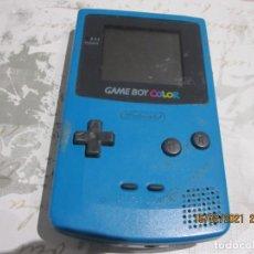 Videojuegos y Consolas: GAMEBOY GAME BOY COLOR NO FUNCIONA. Lote 242225140