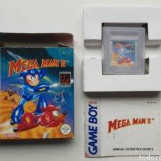 Videojuegos y Consolas: MEGAMAN II MEGA MAN 2 COMPLETO NINTENDO GAMEBOY. Lote 242985080