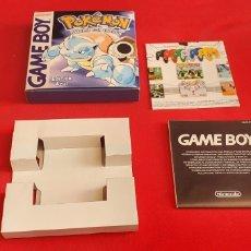 Videojuegos y Consolas: CAJA NINTENDO GAME BOY VACIA DEL JUEGO POKEMON. Lote 243826920