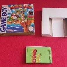 Videojuegos y Consolas: CAJA GAME BOY VACIA DEL JUEGO WARIO LAND SUOER MARIO LAND 3. Lote 243984235