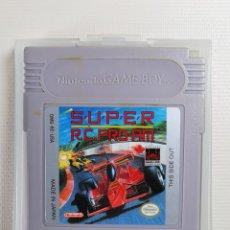Videojuegos y Consolas: JUEGO PARA CONSOLA NINTENDO GAMEBOY GAME BOY--SUPER R.C.PRO.AM. Lote 244736030