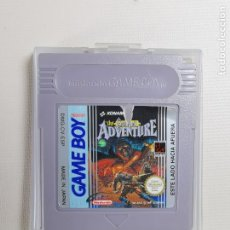 Videojuegos y Consolas: JUEGO PARA CONSOLA NINTENDO GAMEBOY GAME BOY-- THE CASTELVANIA ADVENTURE. Lote 244738665