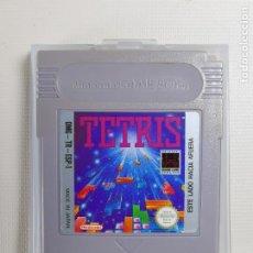 Videojuegos y Consolas: JUEGO PARA CONSOLA NINTENDO GAMEBOY GAME BOY-- TETRIS. Lote 244739185