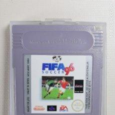 Videojuegos y Consolas: JUEGO PARA CONSOLA NINTENDO GAMEBOY GAME BOY--FIFA SOCCER 96. Lote 244740975