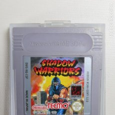 Videojuegos y Consolas: JUEGO PARA CONSOLA NINTENDO GAMEBOY GAME BOY--SHADOW WARRIORS NINJA GAIDEN. Lote 244741510