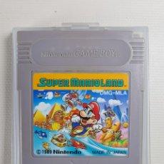 Videojuegos y Consolas: JUEGO PARA CONSOLA NINTENDO GAMEBOY GAME BOY--SUPER MARIO LAND -DMG-MLA--JAPONES. Lote 244742675