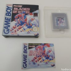 Videojuegos y Consolas: BLADES OF STEEL GAMEBOY NINTENDO GAME BOY. Lote 244781855