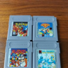 Videojuegos y Consolas: LOTE DE JUEGOS GAMEBOY. Lote 244858040