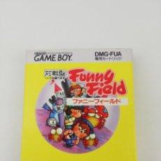 Videojuegos y Consolas: FUNNY FIELD GAME BOY NINTENDO CAJA. Lote 245455880