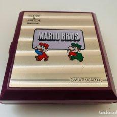 Videojuegos y Consolas: NINTENDO GAME & WATCH MARIO BROS. Lote 245600215