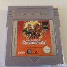 Videojuegos y Consolas: PEQUEÑOS GUERREROS GAMEBOY GB NINTENDO PAL-ESPAÑA. Lote 245652600
