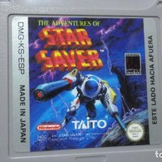 Videojuegos y Consolas: THE ADVENTURES OF STAR SAVER.TAITO.GAMEBOY NINTENDO.MADE IN JAPAN.. Lote 245731815