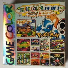 Videojuegos y Consolas: CARTUCHO PARA GAMEBOY 14 EN 1. Lote 245785140