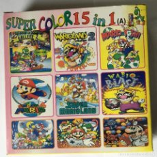 Videojuegos y Consolas: CARTUCHO GAME BOY 15 EN 1. Lote 245786055