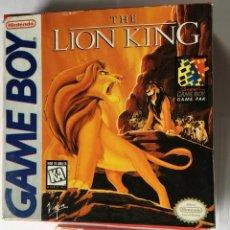 Videojuegos y Consolas: CARTUCHO PARA GAMEBOY LION KING - CLÓNICO. Lote 245899145