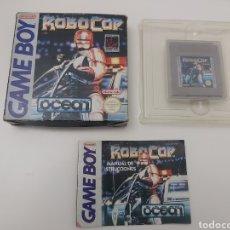 Videojuegos y Consolas: ROBOCOP GAME BOY NINTENDO GAMEBOY ESP. Lote 246049460