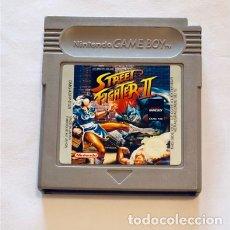 Videojuegos y Consolas: STREET FIGHTER II [SUN L 1995] [DMG-ASFP-EUR] CAPCOM [NINTENDO GAMEBOY]. Lote 246715575