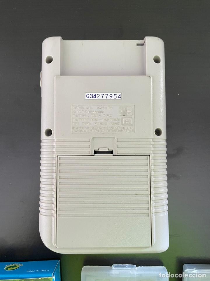 Videojuegos y Consolas: Game Boy uno con juegos Kirby Dreamland españa - Foto 4 - 248499355