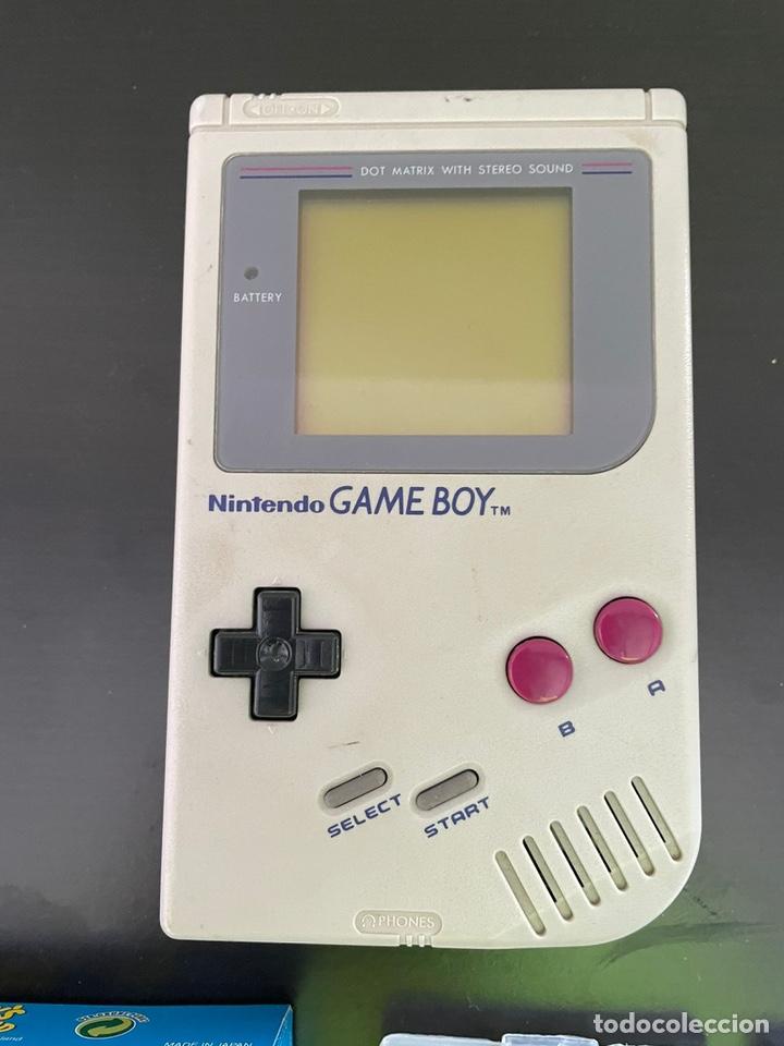 Videojuegos y Consolas: Game Boy uno con juegos Kirby Dreamland españa - Foto 5 - 248499355