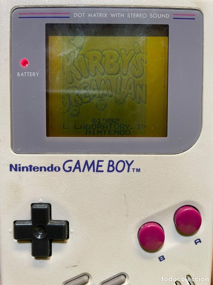 Videojuegos y Consolas: Game Boy uno con juegos Kirby Dreamland españa - Foto 6 - 248499355