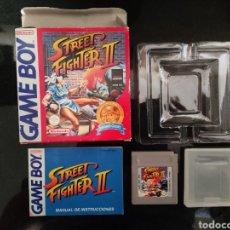 Videogiochi e Consoli: STREET FIGHTER II GAMEBOY COMPLETO. Lote 252487085