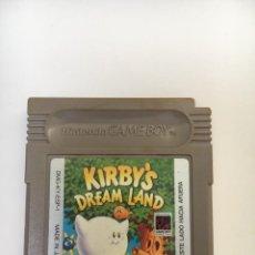 Videojuegos y Consolas: KIRBY'S DREAM LAND KIRBYS JUEGO PARA NINTENDO GAMEBOY CLÁSICA GAME BOY. Lote 252989750