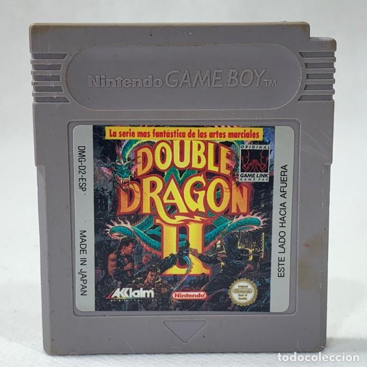 VIDEOJUEGO - NINTENDO GAME BOY - DOUBLE DRAGON II - ESP (Juguetes - Videojuegos y Consolas - Nintendo - GameBoy)