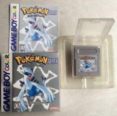Videojuegos y Consolas: CARTUCHO GAMEBOY POKEMON SILVER - CLONICO. Lote 254356475