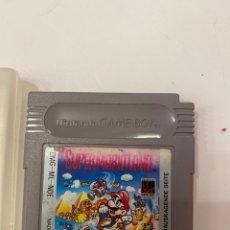 Videojuegos y Consolas: SUPERMARIOLAND GAMEBOY. Lote 254359240