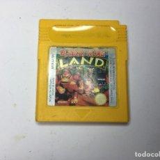 Videojuegos y Consolas: JUEGO DONKEY KONG DE GAMEBOY GAME BOY. Lote 254416280
