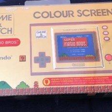 Videojuegos y Consolas: NINTENDO GAME AND WATCH, SUPER MARIO BROS (COLOUR SCREEN). Lote 255358745