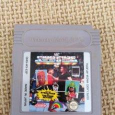 Videojuegos y Consolas: JUEGO GAME BOY WF SÚPER STARS 2. Lote 255411235