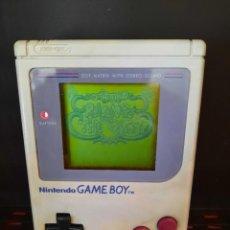 Videojuegos y Consolas: NINTENDO GAME BOY FUNCIONA !! INCLUYE JUEGO PINBALL REVENGE OF THE GATOR. Lote 255529565